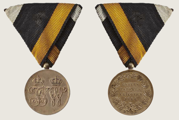 1864 Commemorative Medal 1