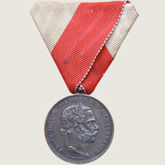 Prague Home Guard Medal main