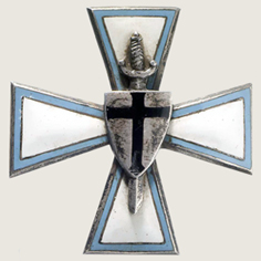 Baltische Landeswehr Honorary Badge main