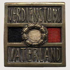 Merits Badge of 2 Marine Brigade Ehrhardt main