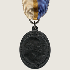 Golden Wedding Jubilee Medal main