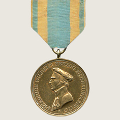 Peninsula medal main