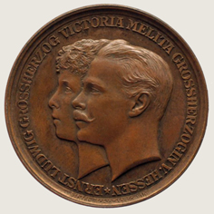 Medal of Giessen Agricultural Exhibition main