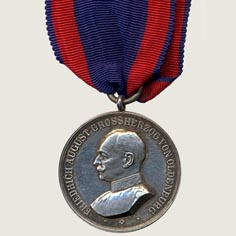 Labour Valour Medal main