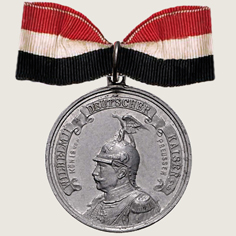 1909 Grand Imperial Manoeuvres Commemorative Medal main
