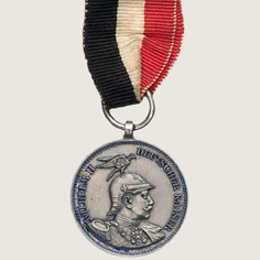 Commemoration Medal of Uprisings in German South West Africa main