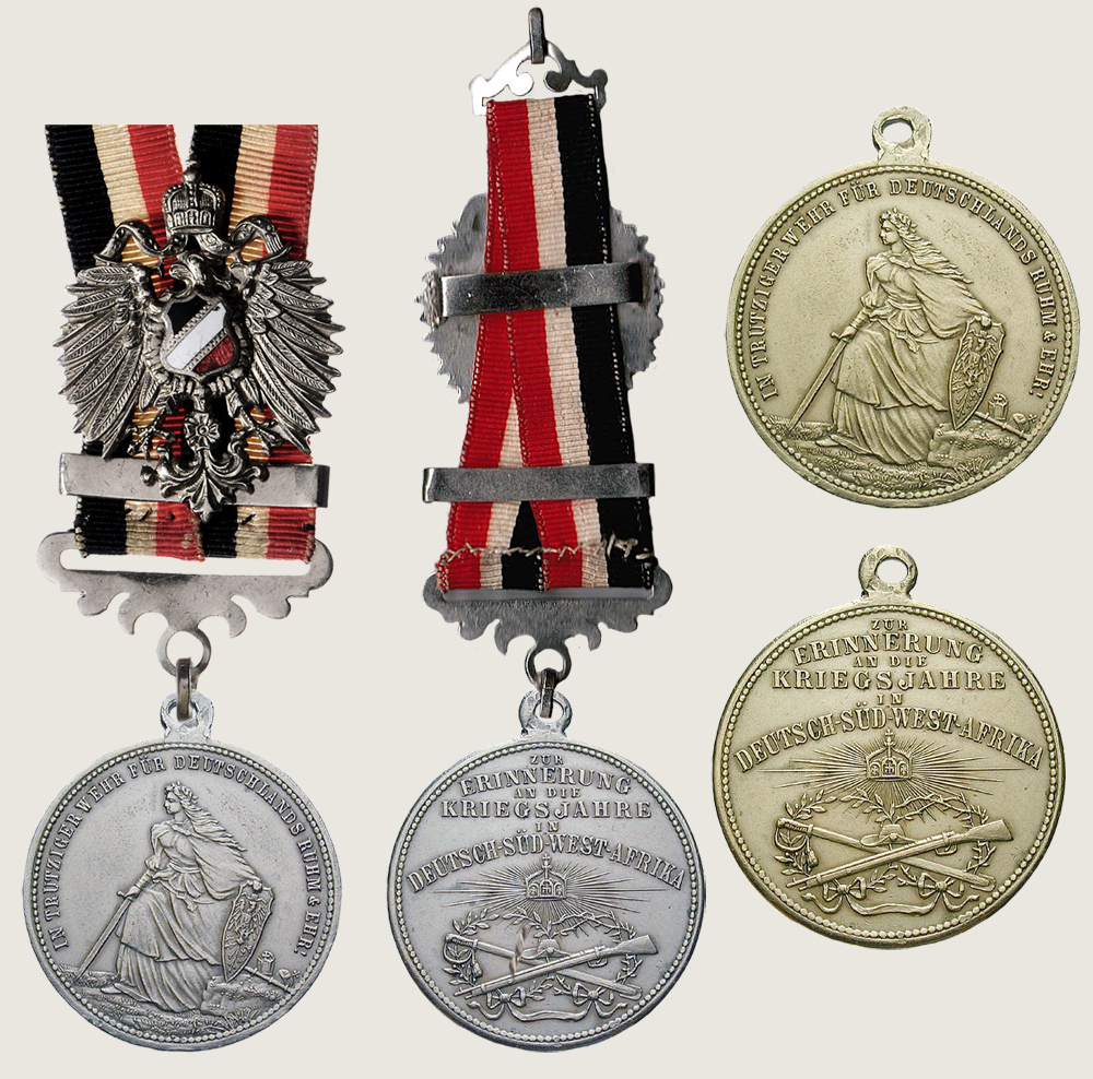 Commemoration Medal of War Years in German South West Africa 1