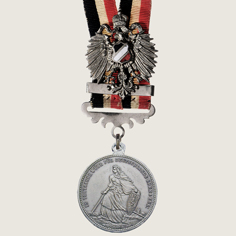 Commemoration Medal of War Years in German South West Africa main