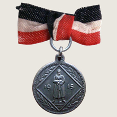 Iron Hindenburg Commemorative Medal main