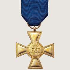 Long Service Award for Officers main