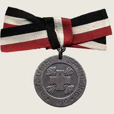 Medal for Scrap Rubber Collection main