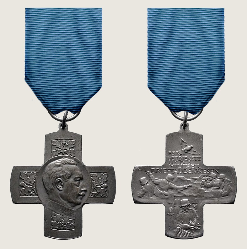 Merit Cross for Military Carrier Pigeon Service 1