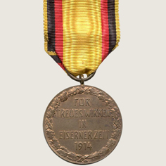 Medal for Selfless Labour During the War main