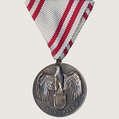 War Commemorative medal main