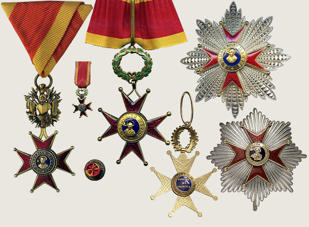Order of Saint Gregory the Great 1