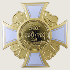 Honorary Cross of Prussian State Veterans Association main