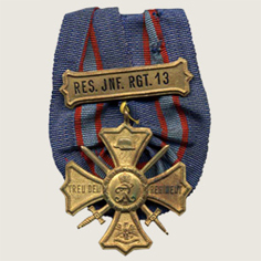 Regimental Commemorative Cross main1