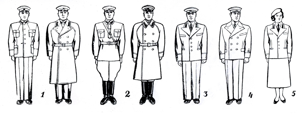 OSOAVIAKhIM Uniform 1936 1