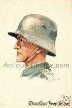 Stahlhelm illustration 1